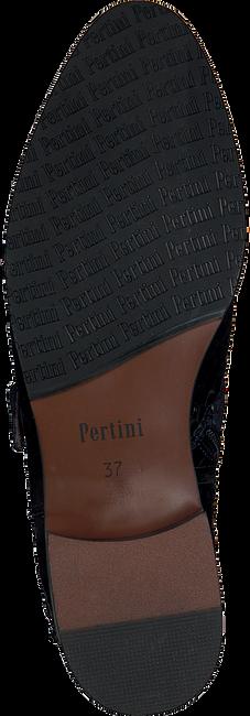 Blaue PERTINI Stiefeletten 182W15205C4 - large