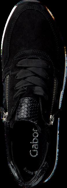 Schwarze GABOR Sneaker 420  - large