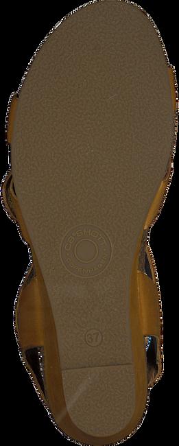 Gelbe CA'SHOTT Sandalen 15040 - large
