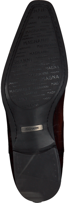 Braune MAGNANNI Chelsea Boots 20109 - large
