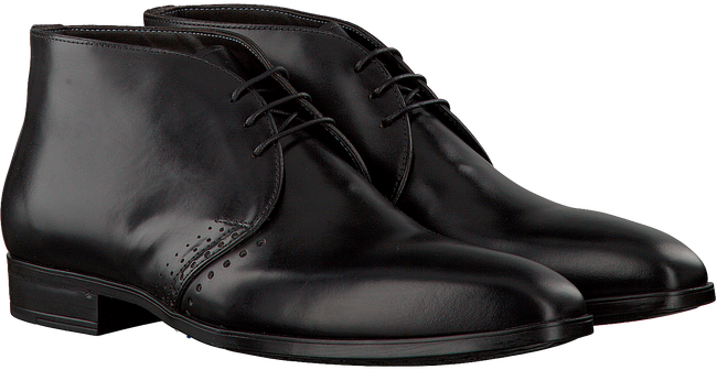 Schwarze GIORGIO Business Schuhe HE50228 - large
