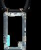 Schwarze KASCHA-C Handy-Schutzhülle PHONECORD IPHONE XR  - small
