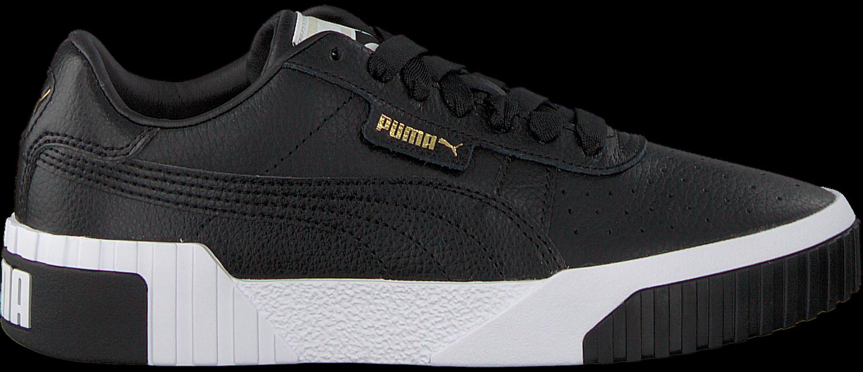 online retailer afdd9 26581 Schwarze PUMA Sneaker CALI