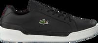 Schwarze LACOSTE Sneaker CHALLENGE  - medium