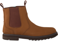 Cognacfarbene TIMBERLAND Chelsea Boots SQUALL CANYON CHELSEA  - medium