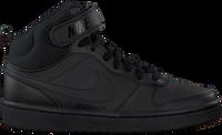 Schwarze NIKE Sneaker high COURT BOROUGH MID 2  - medium