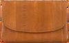 Cognacfarbene BECKSONDERGAARD Portemonnaie HANDY RAINBOW AW19  - small