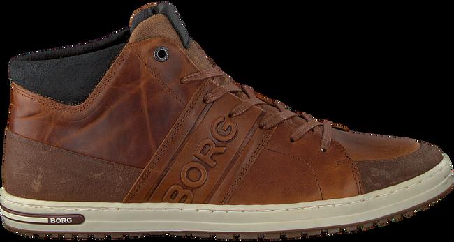 Cognacfarbene BJORN BORG Sneaker CURD MID M  - large