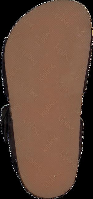 Braune KIPLING Sandalen EASY 4  - large