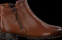 Cognacfarbene GABOR Stiefeletten 718  - medium
