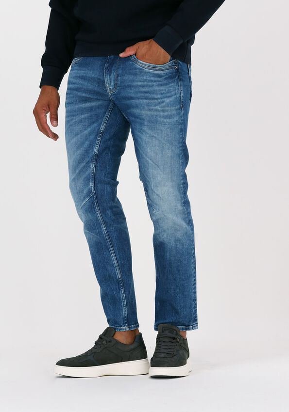 Dunkelblau PME LEGEND Slim fit jeans SKYMASTER ROYAL BLUE VINTAGE - larger