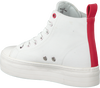 Weiße GUESS Sneaker high BOKAN  - small