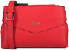 Rote GUESS Umhängetasche COLETTE MINI SOCIETY CROSSBODY  - small