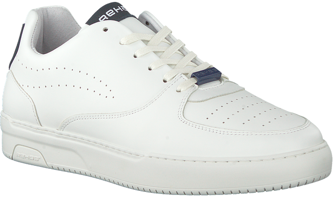 Weiße REHAB Sneaker low THABO CALF  - large