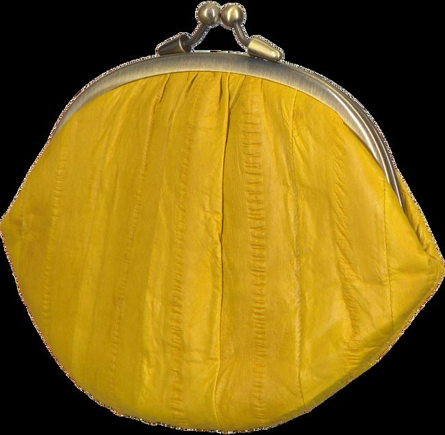 Gelbe BECKSONDERGAARD Portemonnaie GRANNY RAINBOW AW19  - large