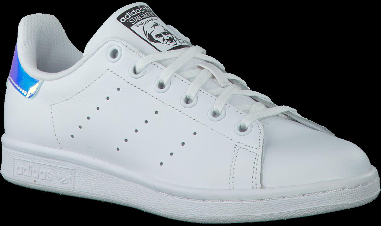 Weiße ADIDAS Sneaker STAN SMITH KIDS
