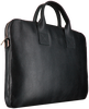 Schwarze MYOMY Laptoptasche MY PHILIP BAG LAPTOP  - small