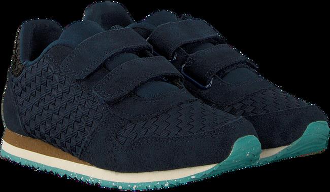Blaue WODEN WONDER Sneaker YDUN WEAVED II - large