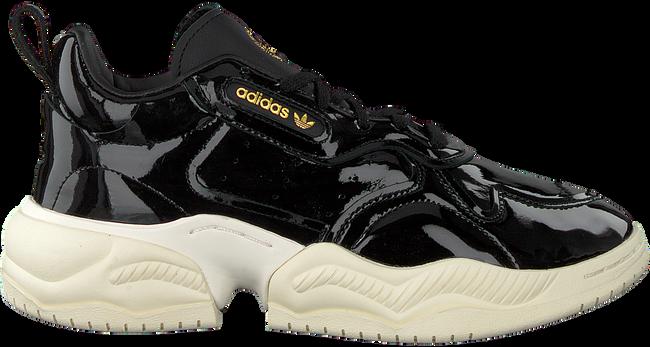 Schwarze ADIDAS Sneaker low SUPERCOURT RX W  - large