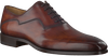 Cognacfarbene MAGNANNI Business Schuhe 18913 - small