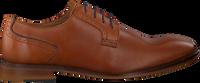 Cognacfarbene MAZZELTOV Business Schuhe MRUBI  - medium