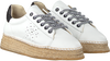 Weiße ROBERTO D'ANGELO Sneaker ANGOLA  - small