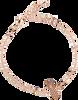 Goldfarbene ALLTHELUCKINTHEWORLD Armband ELEMENTS BRACELET TALL PINEAPP - small