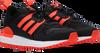 Schwarze ADIDAS Sneaker low ZX 700 HD J  - small