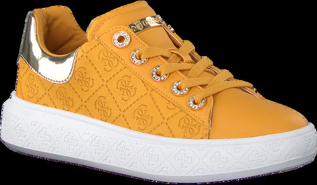 Gelbe GUESS Sneaker BUCKY  - large