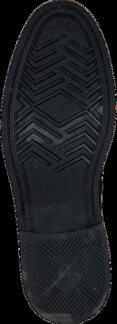Schwarze GANT Business Schuhe FARGO  - large