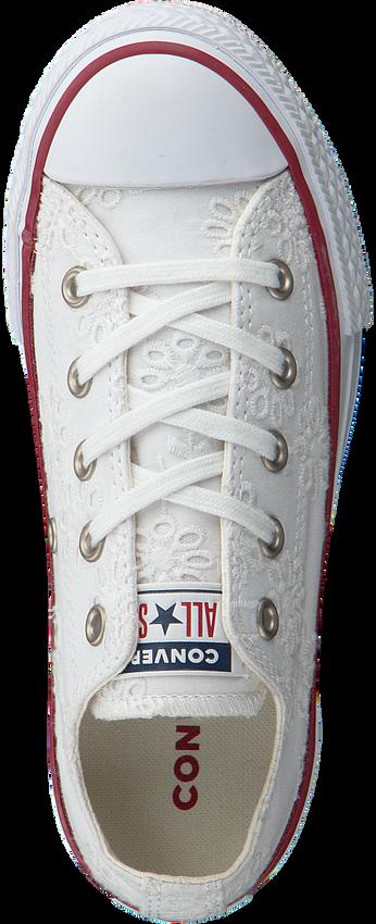 Weiße CONVERSE Sneaker CTAS OX  - larger