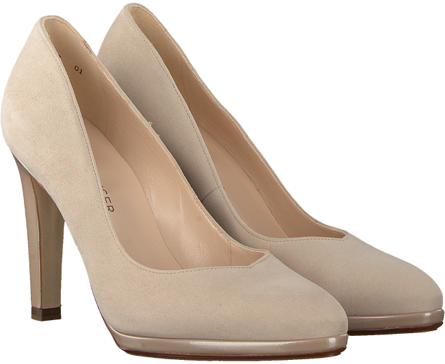 Beige PETER KAISER Pumps HERDI  - large