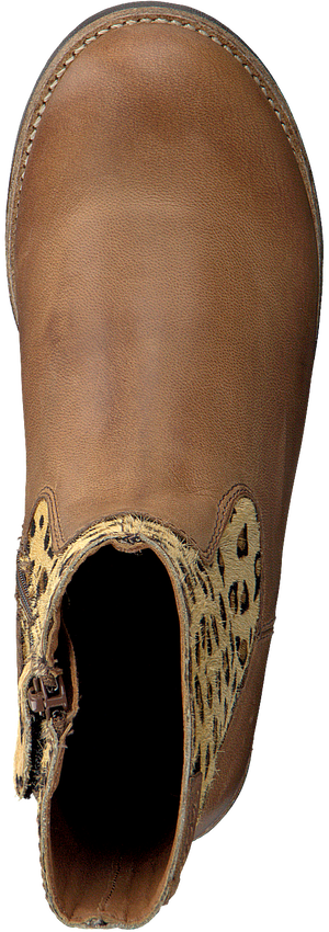 Cognacfarbene OMODA Stiefeletten OM119671  - larger