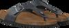 Schwarze GABOR Zehentrenner 28400 - small