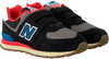 Schwarze NEW BALANCE Sneaker low YV574/IV574  - small