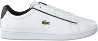 Weiße LACOSTE Sneaker low CARNABY EVO 120 2  - medium