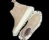 Beige VIA VAI Sneaker high JUNO LEVY  - small