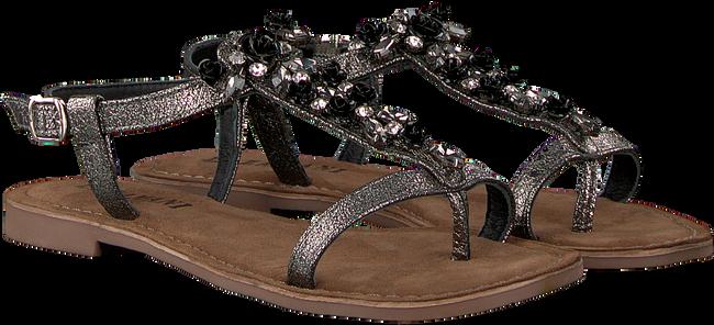 LAZAMANI Chaussure 75.542 en argent  - large