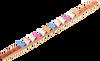 Mehrfarbige/Bunte LE BIG Stirnband TINTE HEADBAND  - small