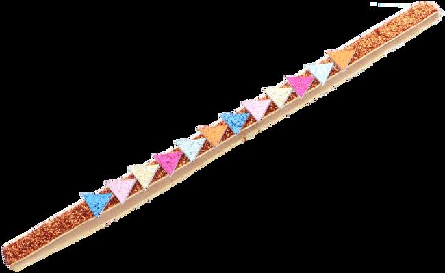 Mehrfarbige/Bunte LE BIG Stirnband TINTE HEADBAND  - large