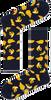 Schwarze HAPPY SOCKS Socken BANANA  - small