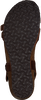 Cognacfarbene BIRKENSTOCK Sandalen LANA  - small