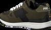 Grüne PME Sneaker low DORNIERER  - small