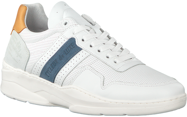 Weiße CYCLEUR DE LUXE Sneaker CLEVELAND  - large