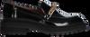 Schwarze BILLI BI Loafer 14710  - small