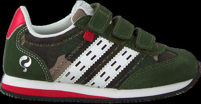 Grüne QUICK Sneaker CYCLOON JR VELCRO  - large