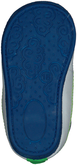 Blaue OMODA Babyschuhe OM119307  - large