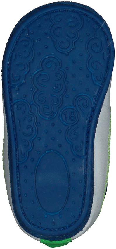 Blaue OMODA Babyschuhe OM119307  - larger