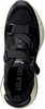 Schwarze LOLA CRUZ Sneaker 444Z00BK-D-I19  - small