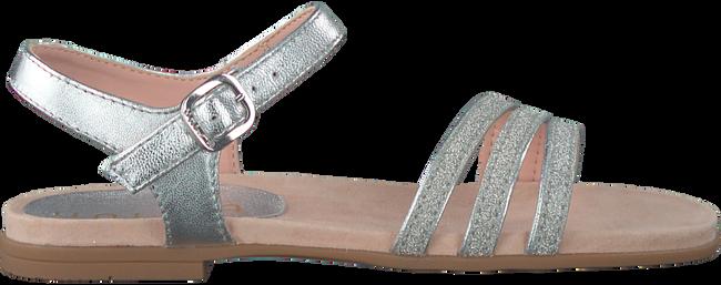 Silberne UNISA Sandalen LOBA - large